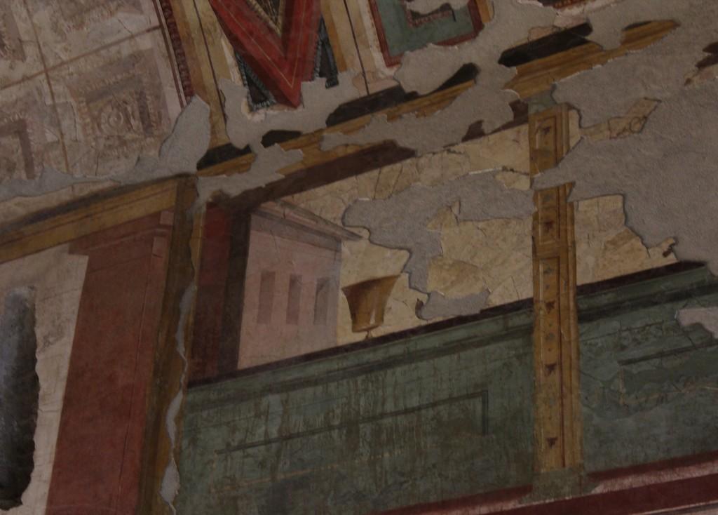 Yksityiskohta Augustuksen talosta