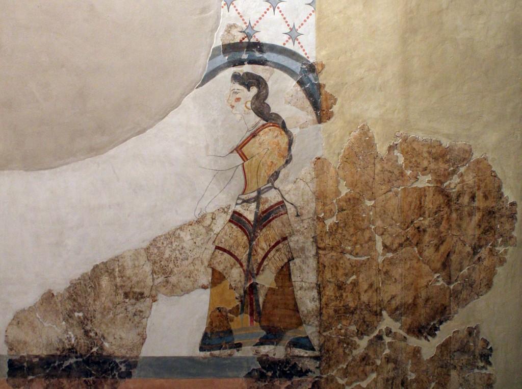 Naisten fresko