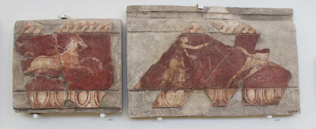 Seinämaalauksia, Deloksen museo