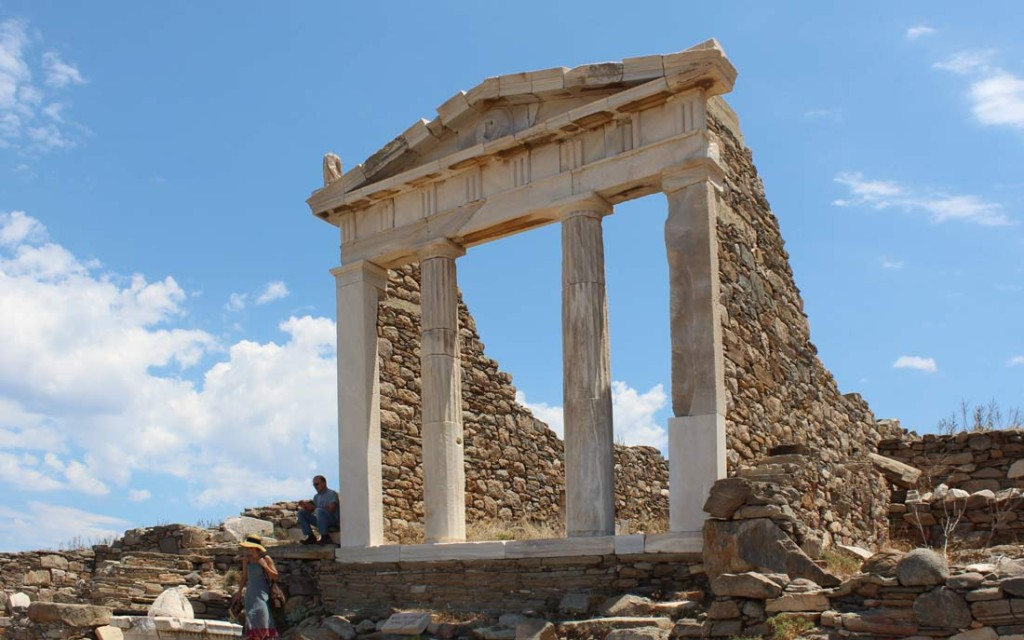 templedeisis