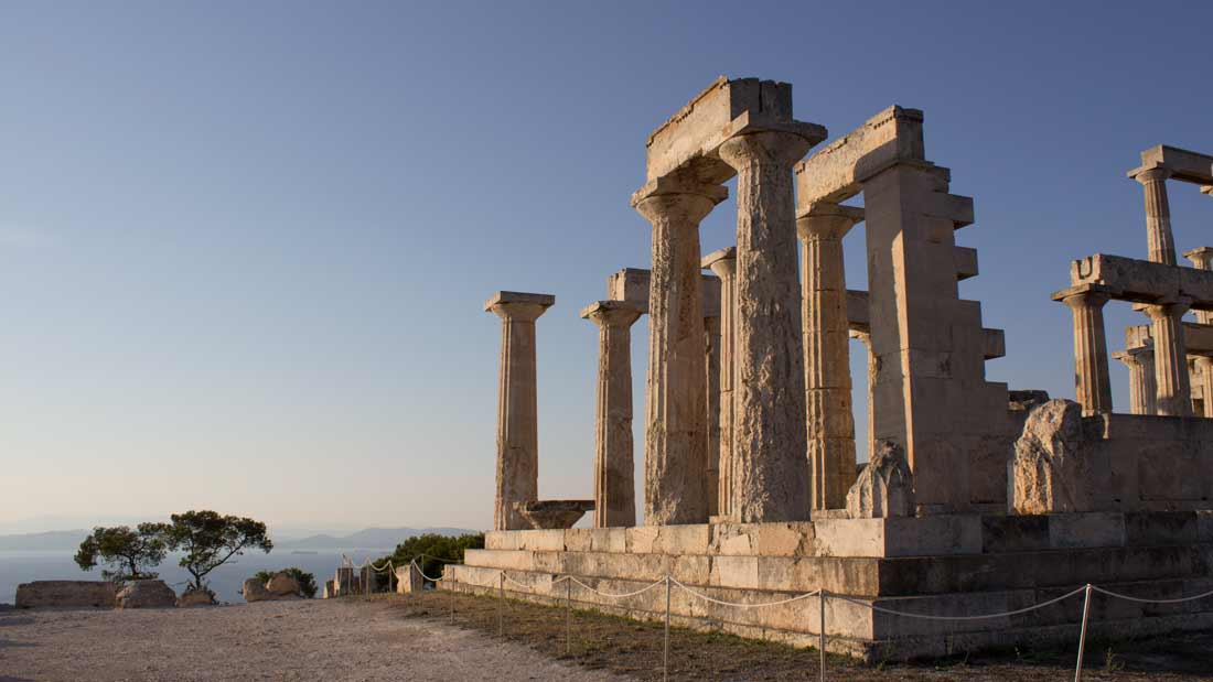 Temppeli ja meri