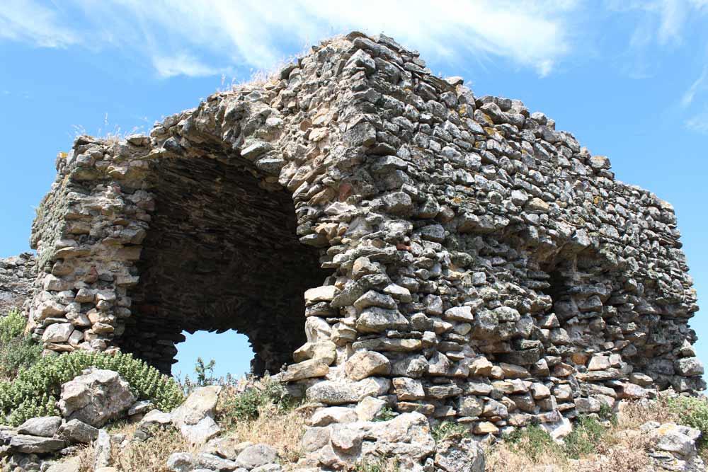 Linnoitusrakenteita