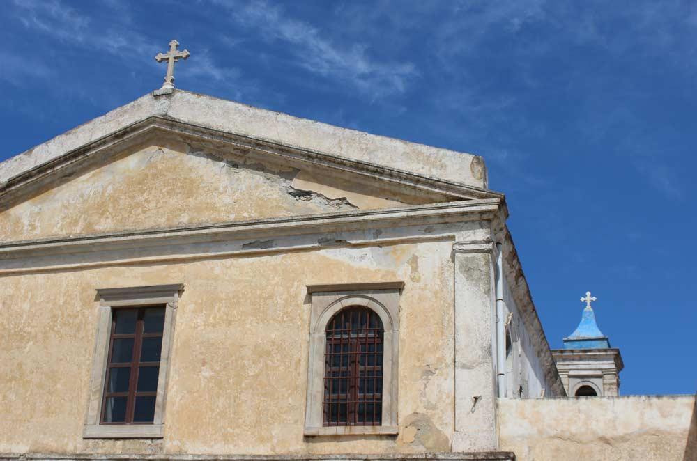 Ursuliiniluostarin kirkko